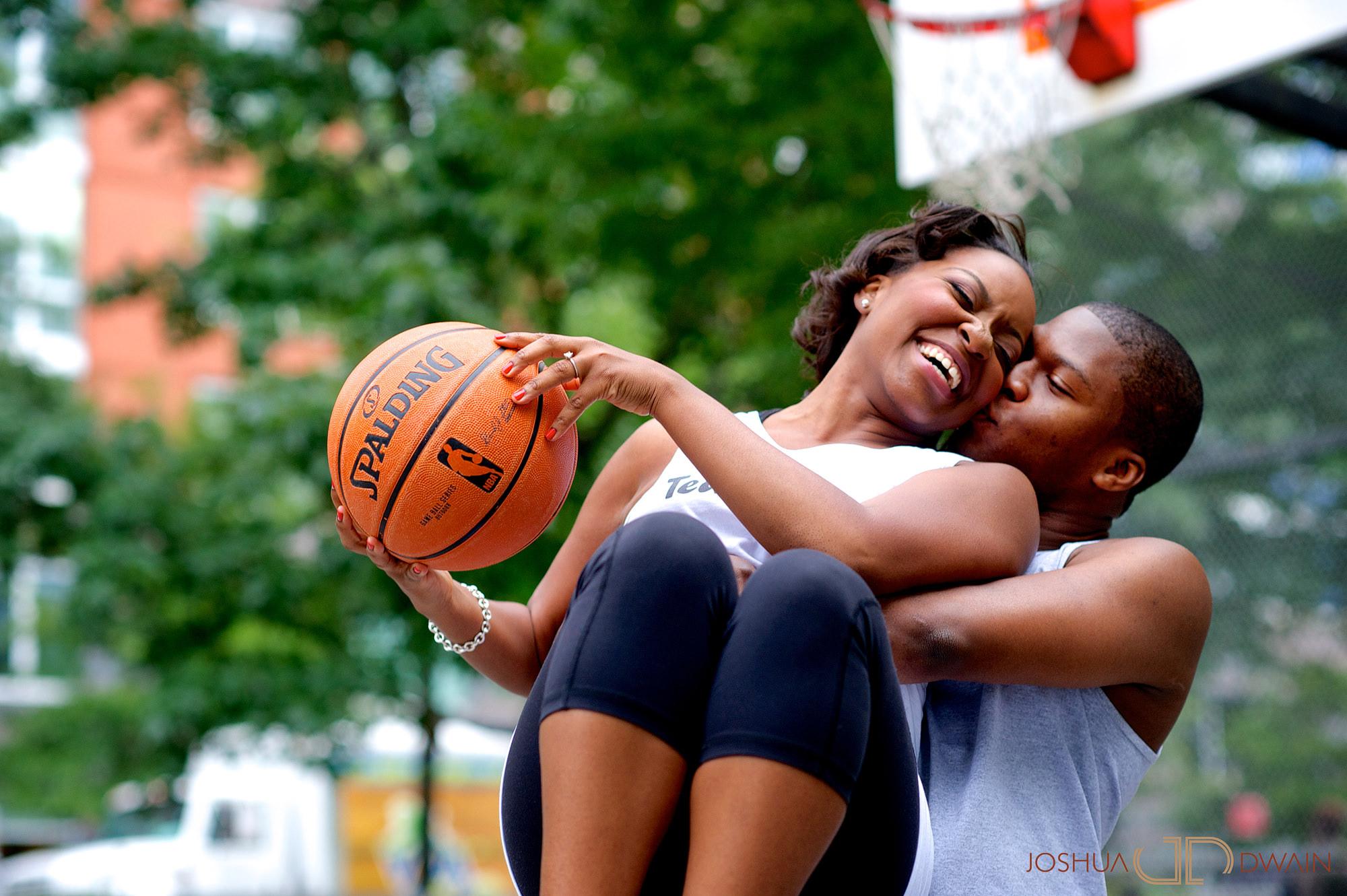 Tiffany & Tunde Engagement Photos