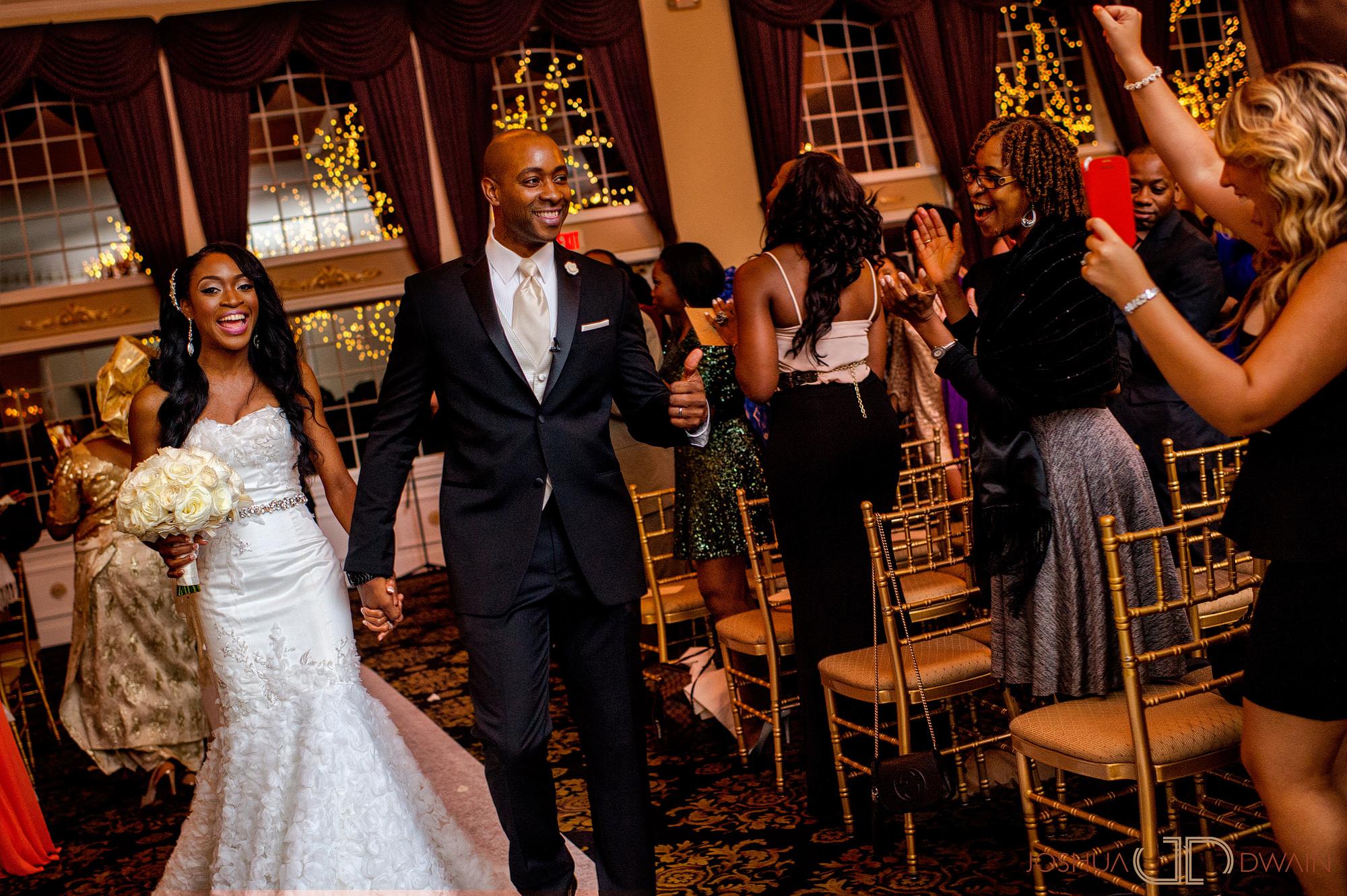 Nkechi & Curtis Wedding