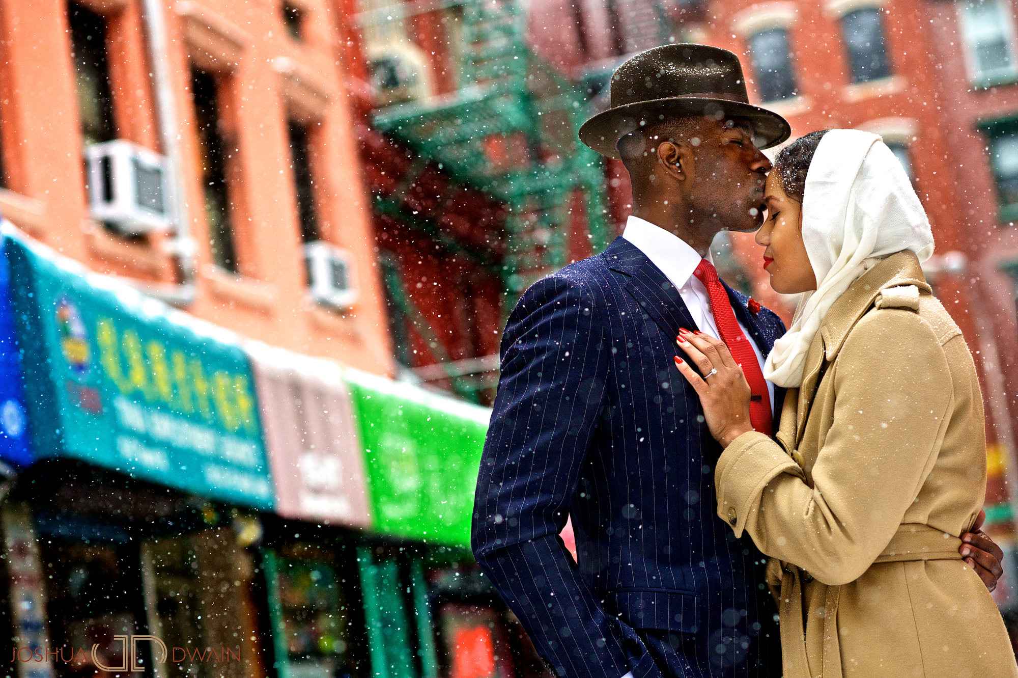 Chinatown ny engagement photos for African photoshoot ideas
