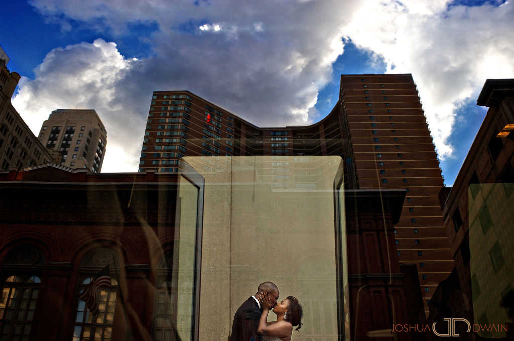 Joshua Dwain Photography Wedding Page Gallery Image