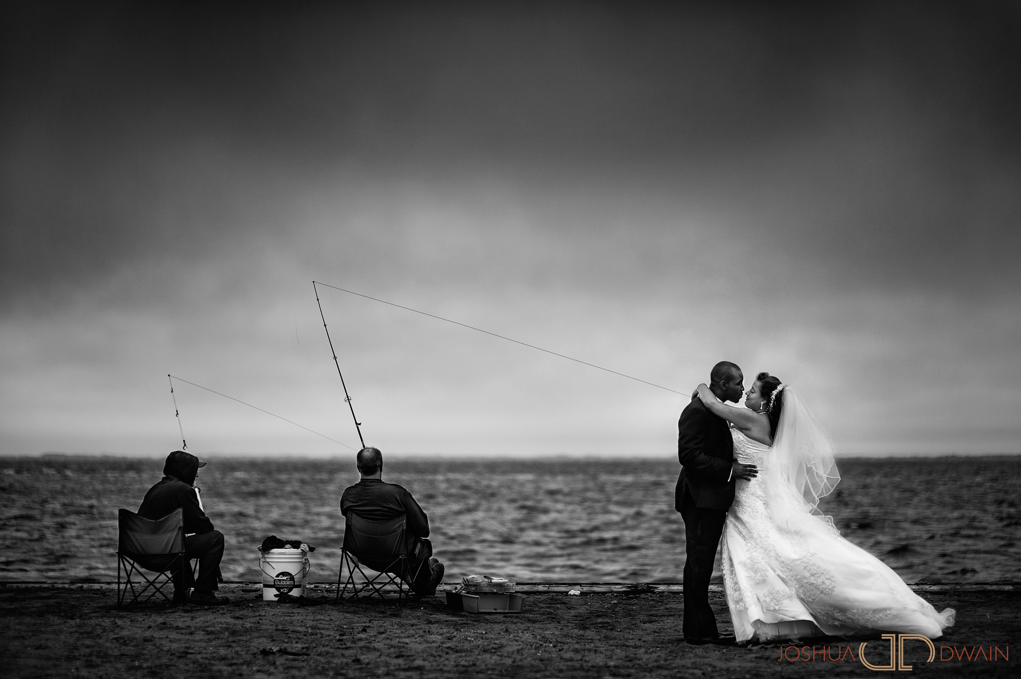 Joshua Dwain Photography Wedding Page Gallery Image