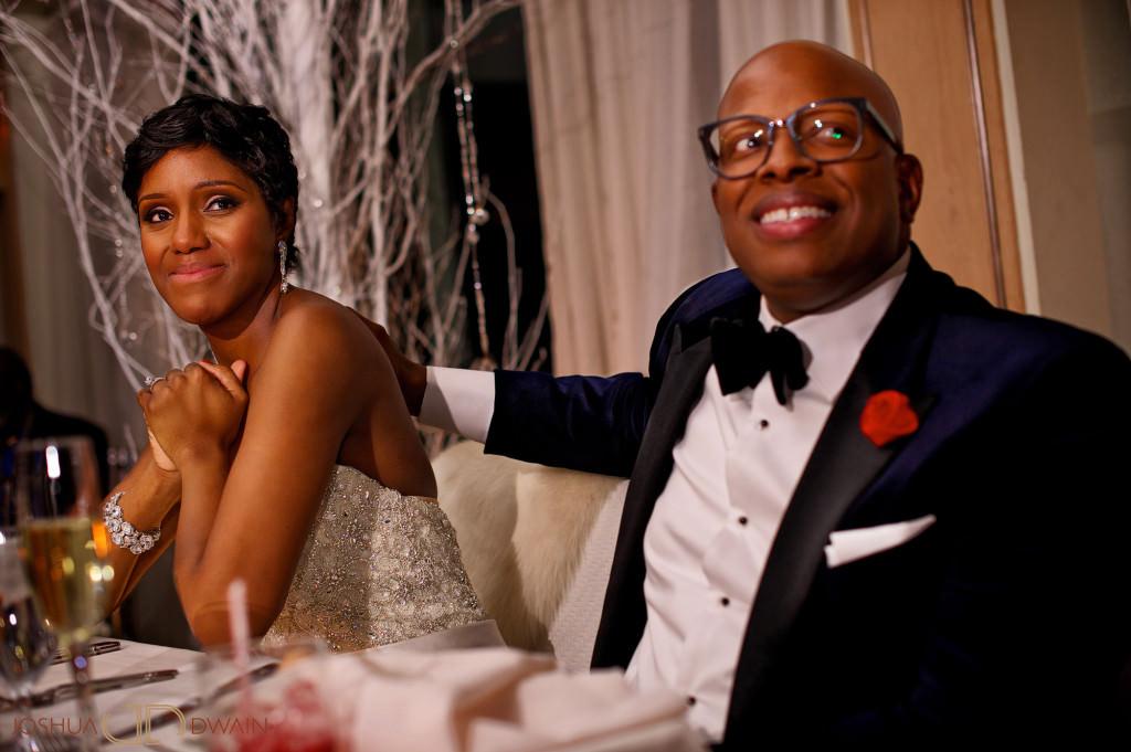 Stacey & Aaron's New York City Wedding at Battery Garden's Restaurant
