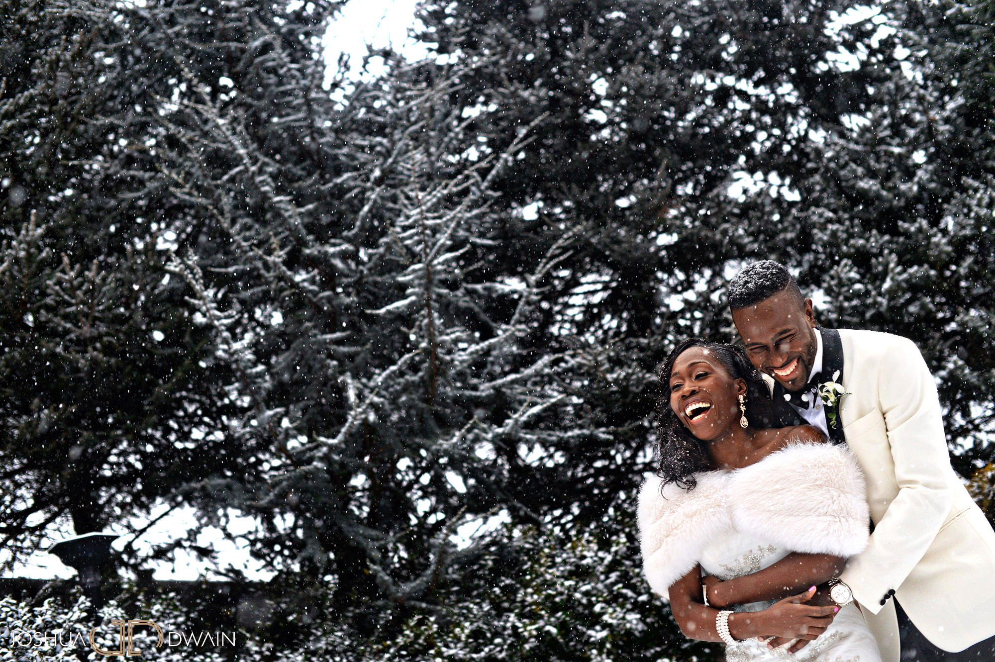Remonia & Jermaine's wedding at the One & Only Westmount Country Club in Woodland Park, NJ