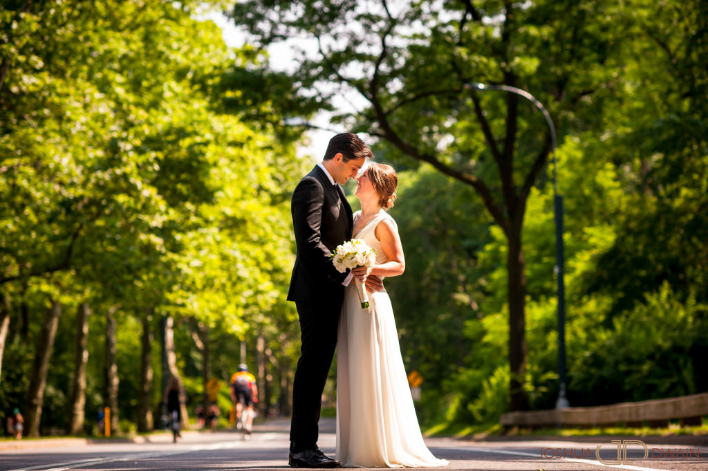 Rachel & Craig Central Park Wedding