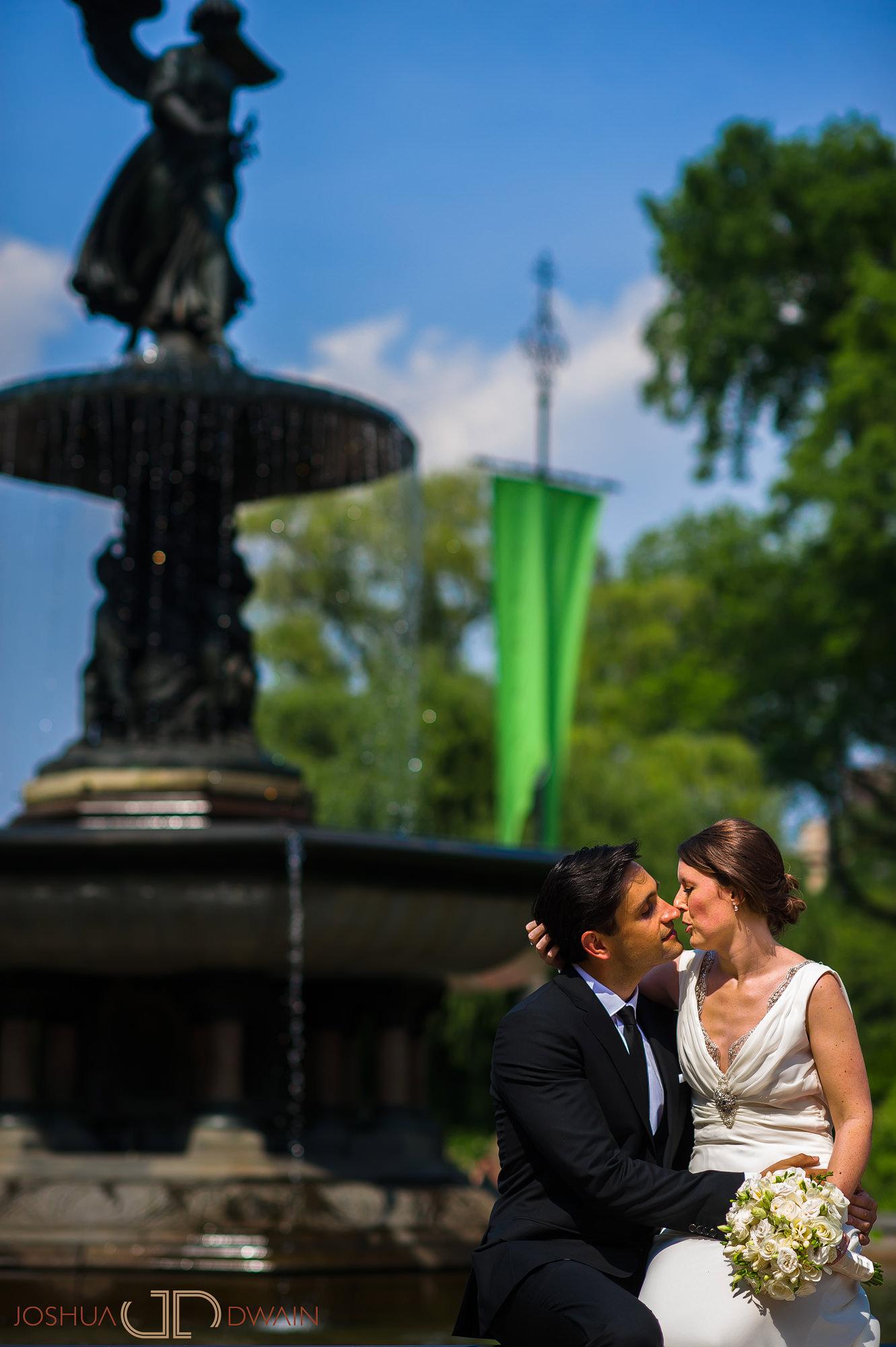 Rachel & Craig Central Park Wedding