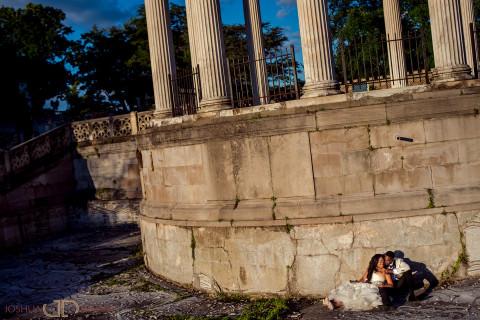 Untermyer Park Wedding Photos