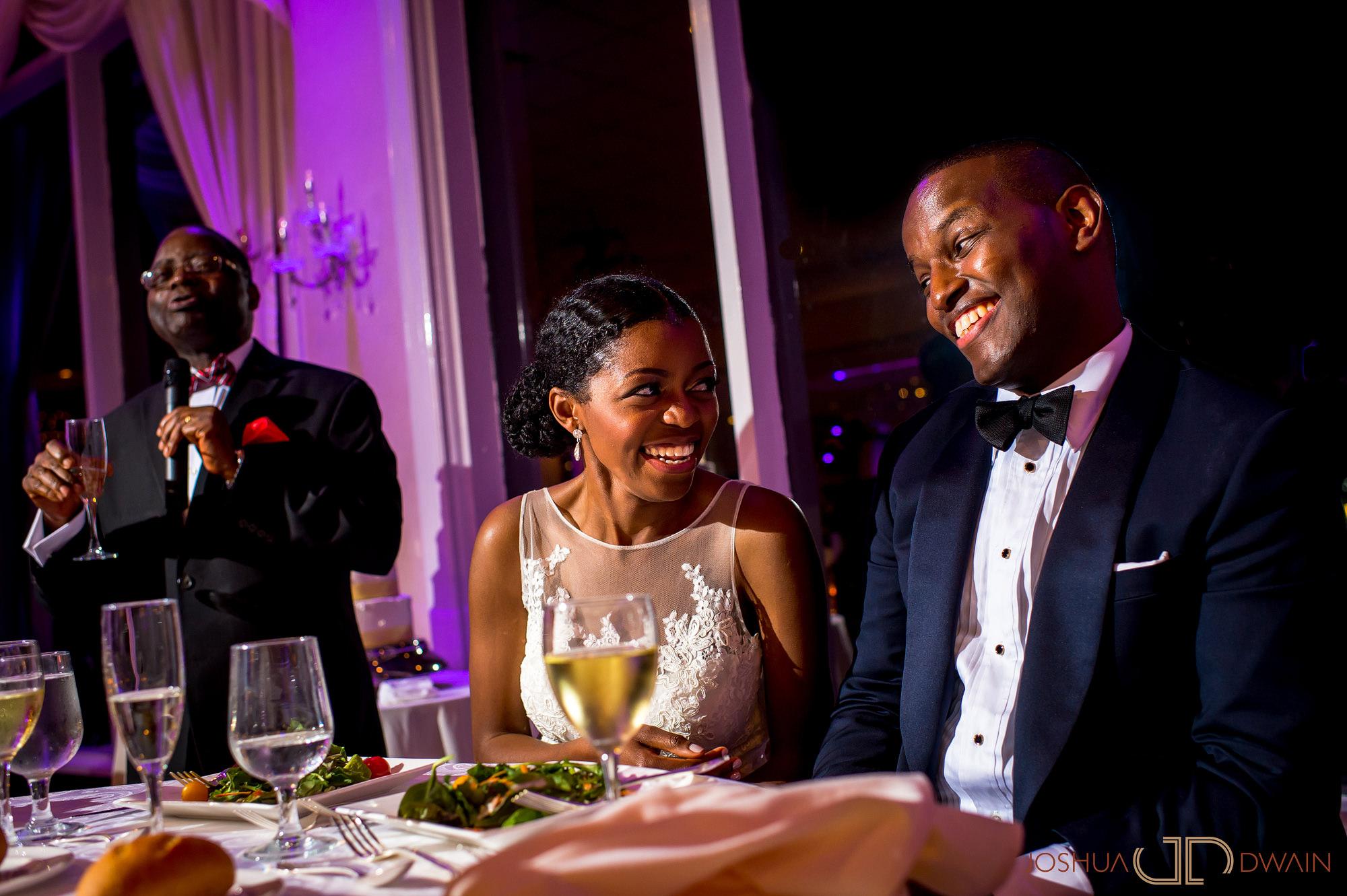 Tina & Jean Claude Wedding at Greentree Country Club