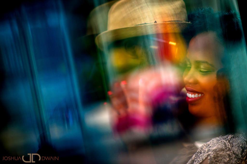 Kimberly & David's engagement in Dumbo, Brooklyn, NY