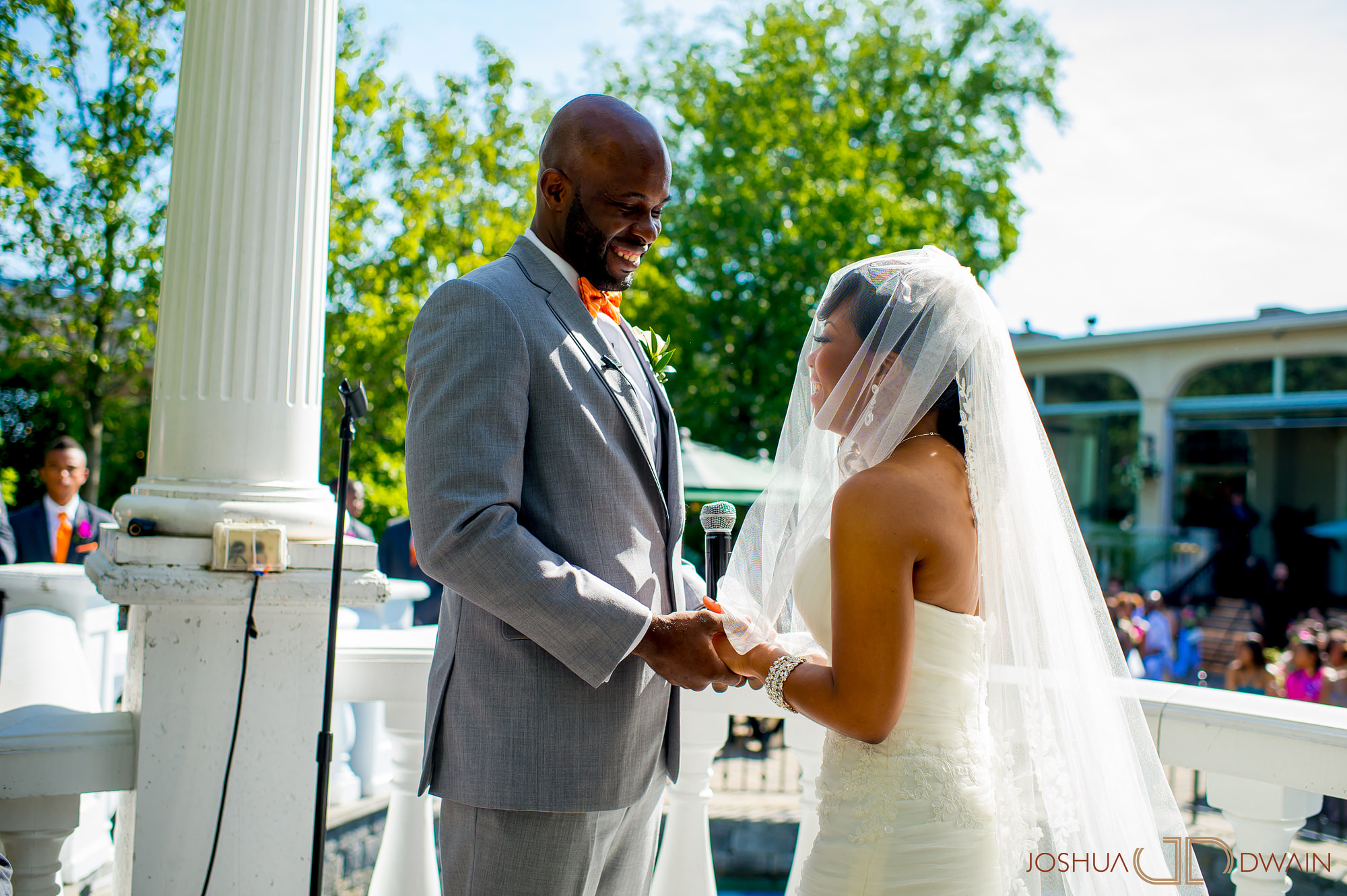 Nia & Jeff's Wedding at the West Mount Country Club in Woodland Park, NJ