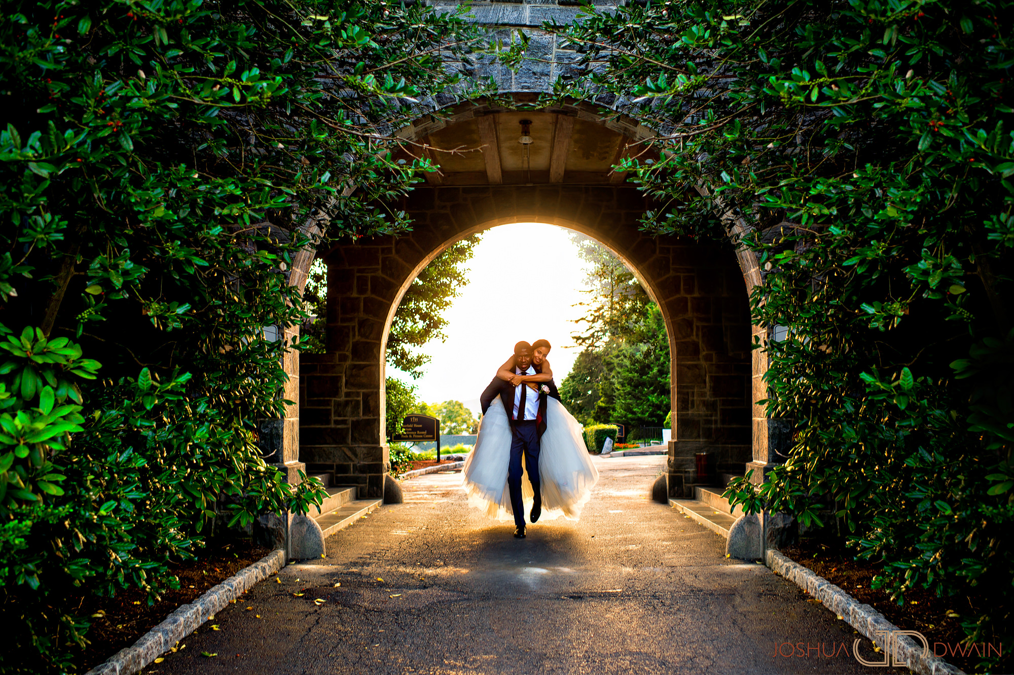 Beautiful Summer Wedding At Tarrytown House Estate