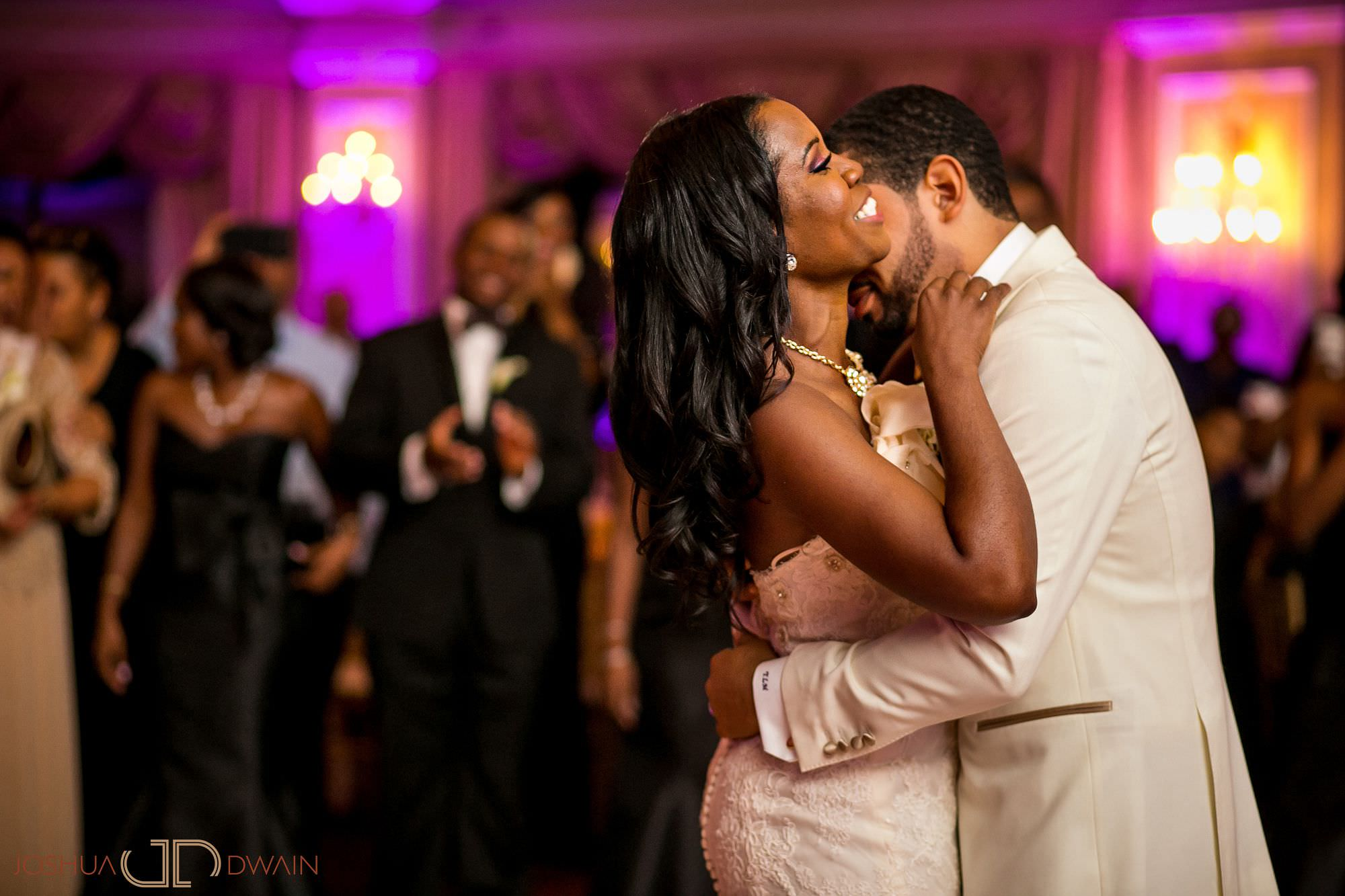 Juliette & Terrance's Wedding at Oheka Castle in Huntington, NY