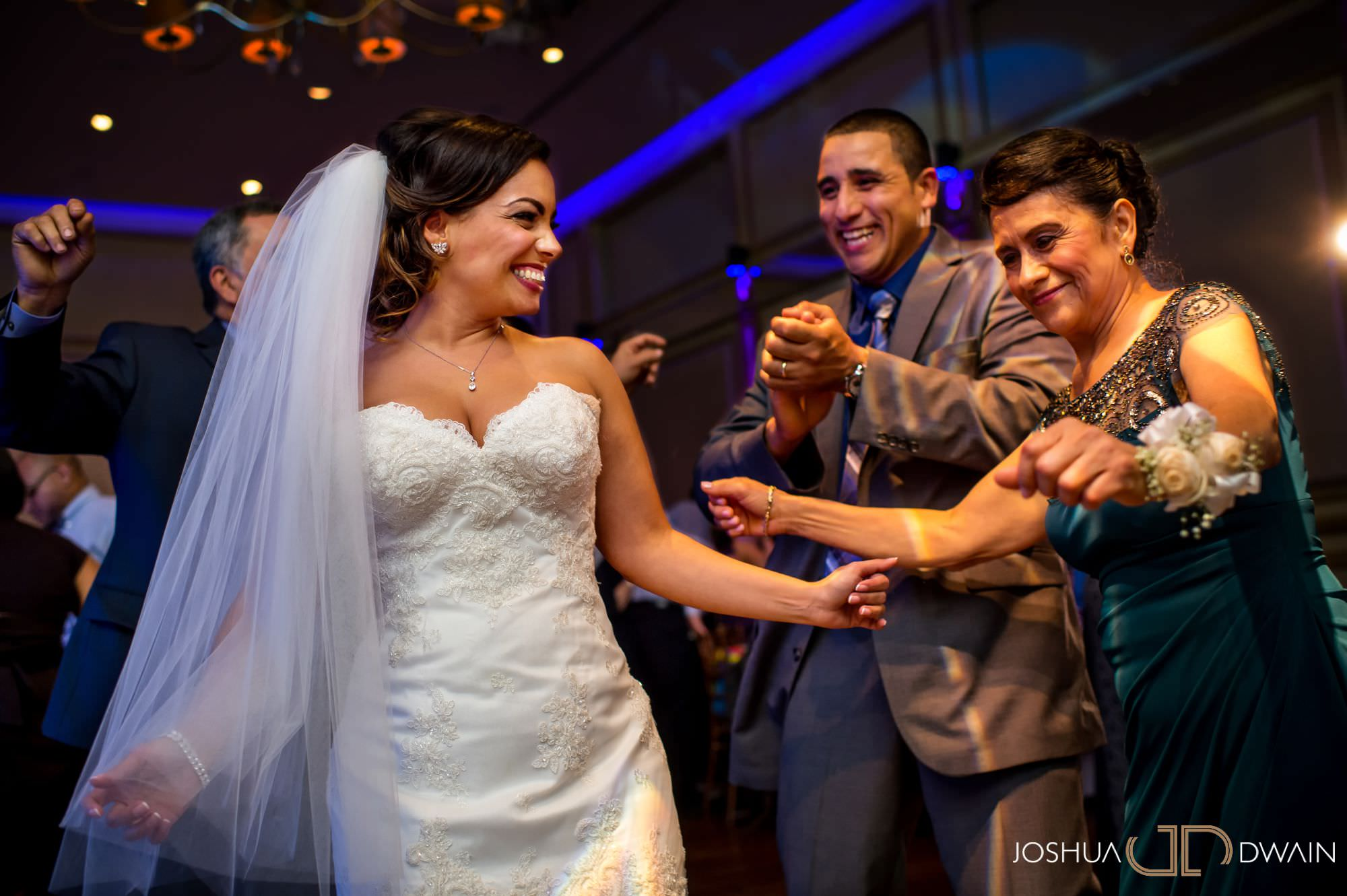 Nicole & Maurico's wedding at the Tosca Marquee in the Bronx, NY