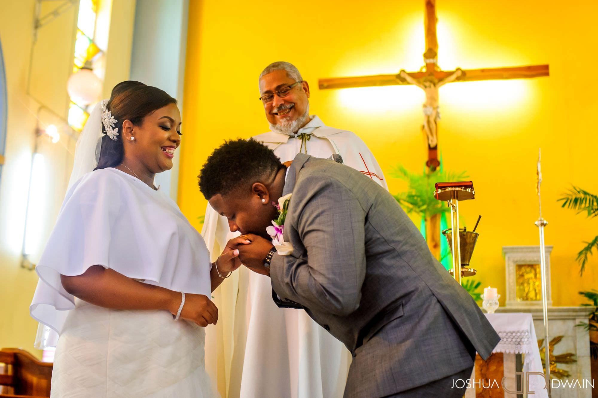 Shana & Kalesi's Wedding in San Fernando Trinidad at Nia Valley