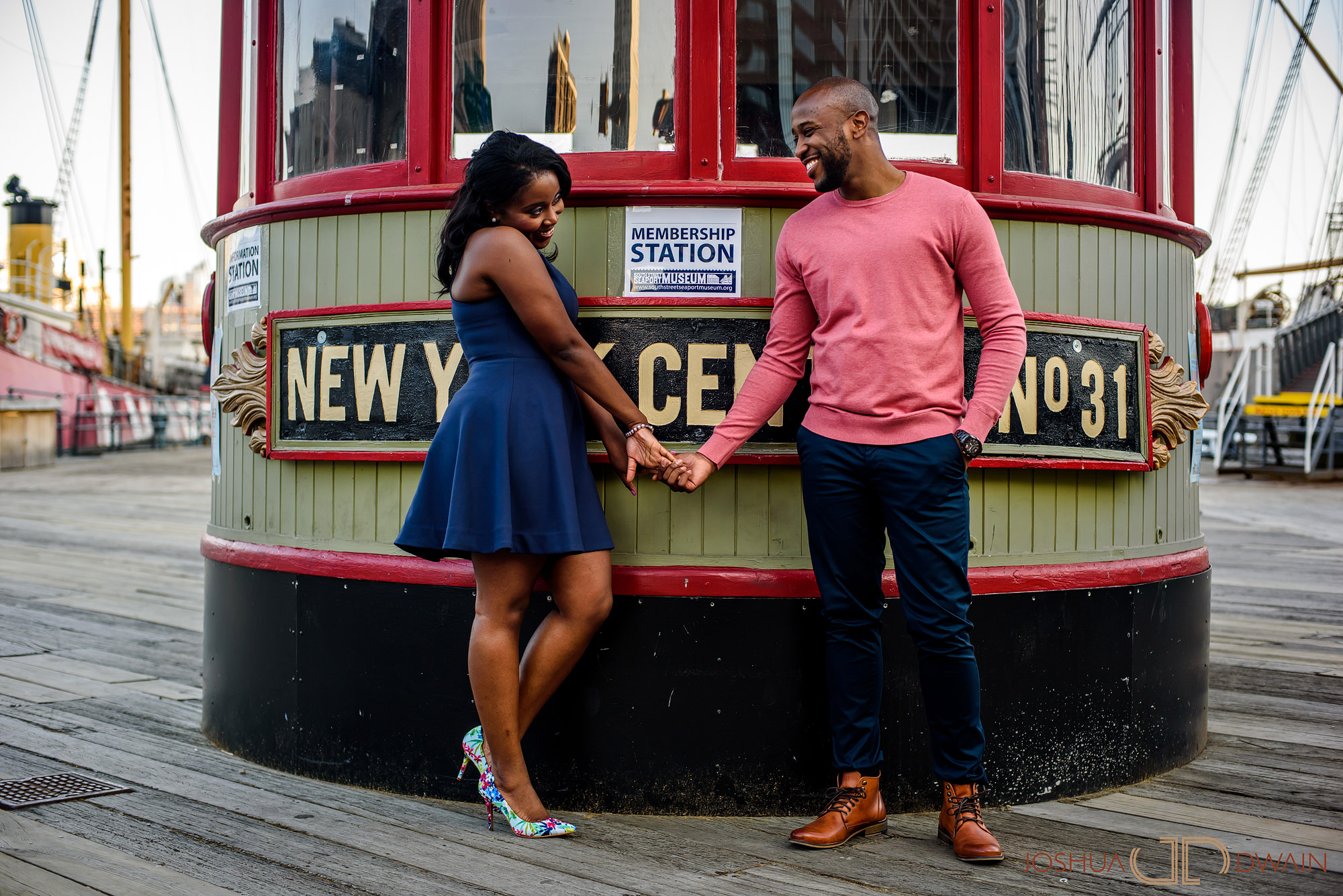 carline-don-002-south-street-seaport-nyc-engagement-photos-joshua-dwain