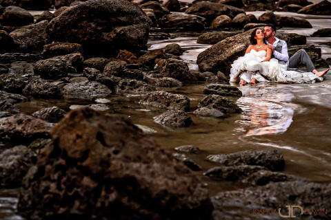 Trash the Dress Destination Photos