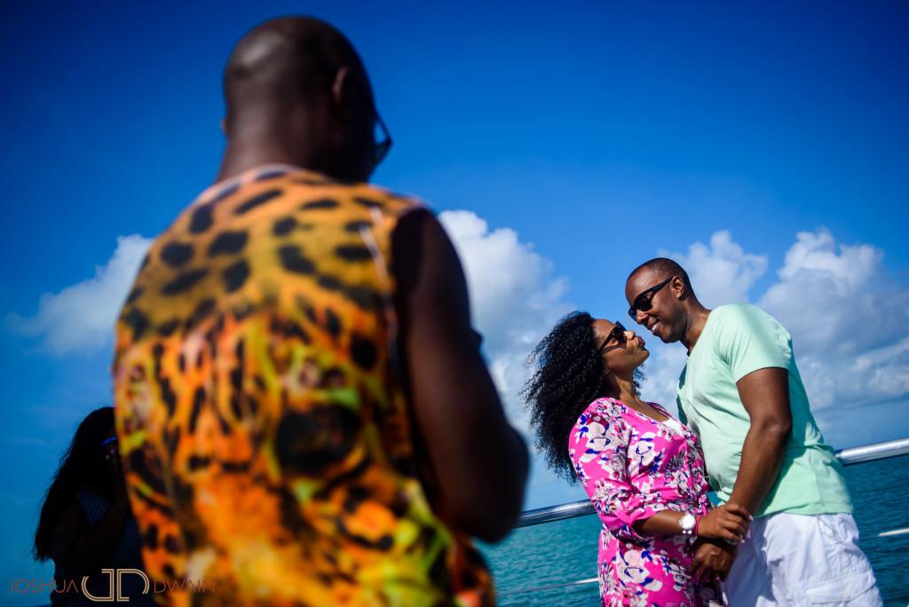 Penelope & Joseph's wedding in Turks & Caicos