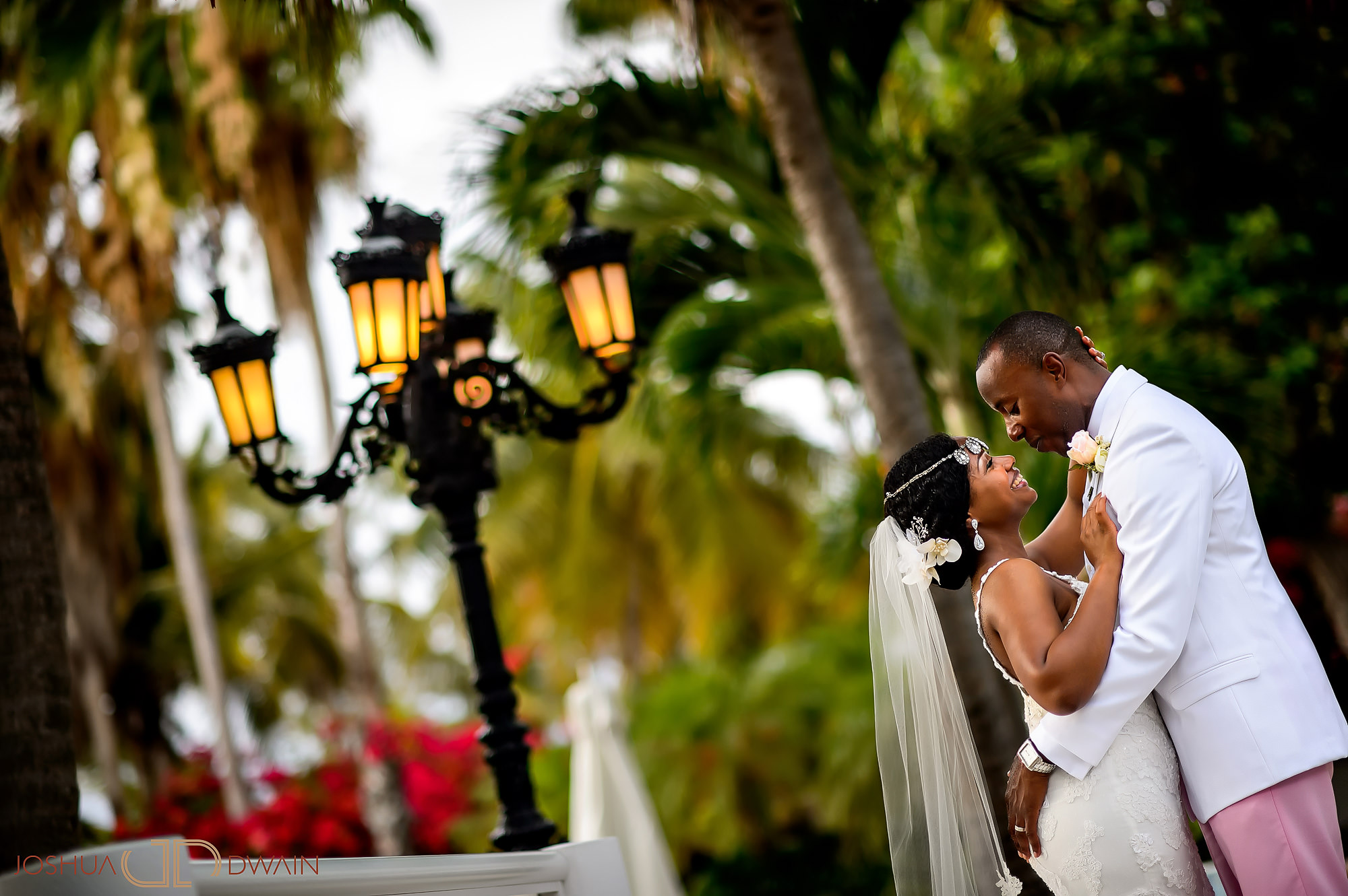 Penelope & Joseph's wedding in Turks & Caicos