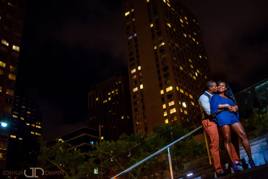Sandra & Otwan's Central Park Engagement Session