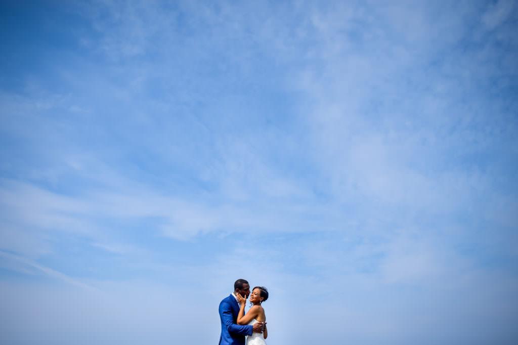 Stephanie & Elijah's Wedding at the Celebrations by the Bay in Pasadena