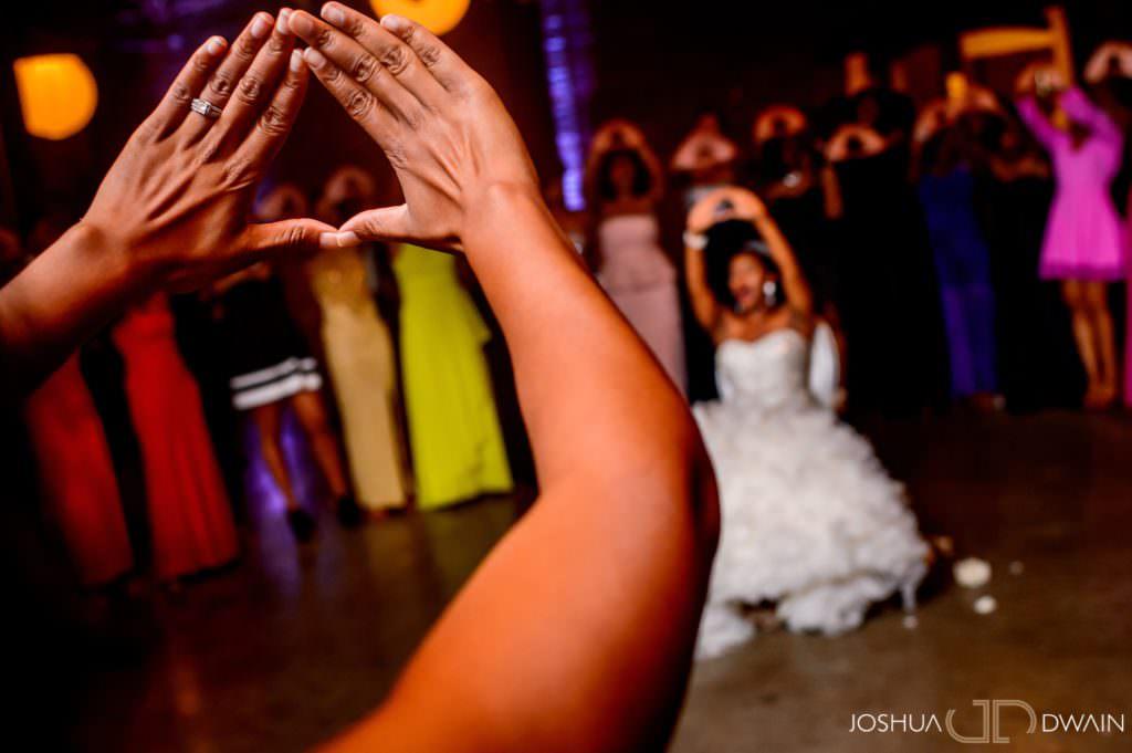 Kiara & Dequaris' Wedding at B&A Warehouse in Birmingham, Alabama