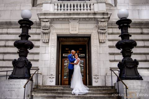 New York City Public Library Weddings