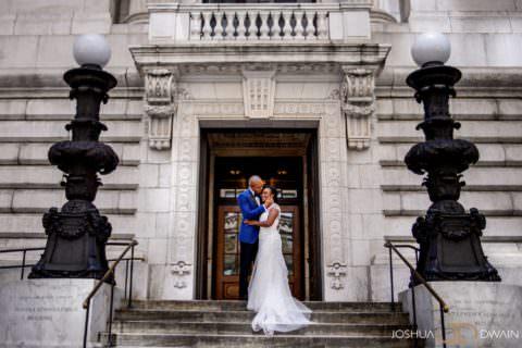 New York City Public Library Weddings