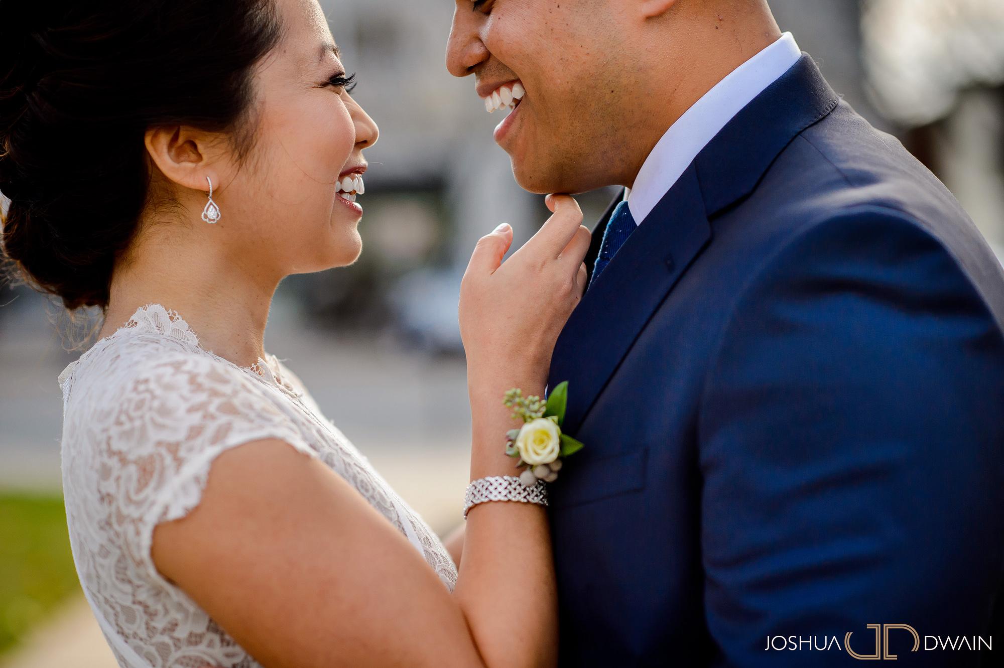 Yanshu & Michael's Wedding Intimate Wedding