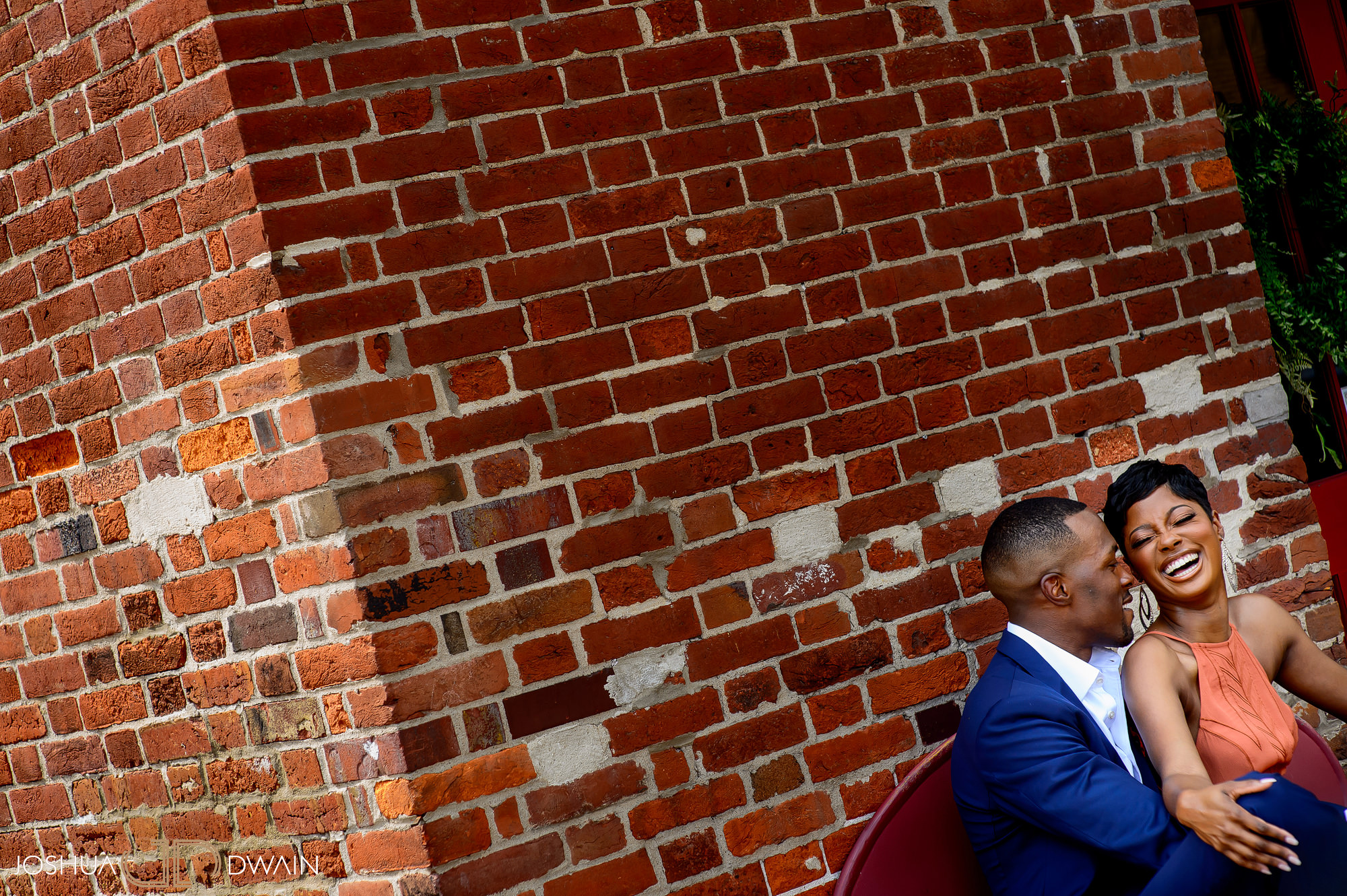 Nicole & Greg's DC area Engagement Session