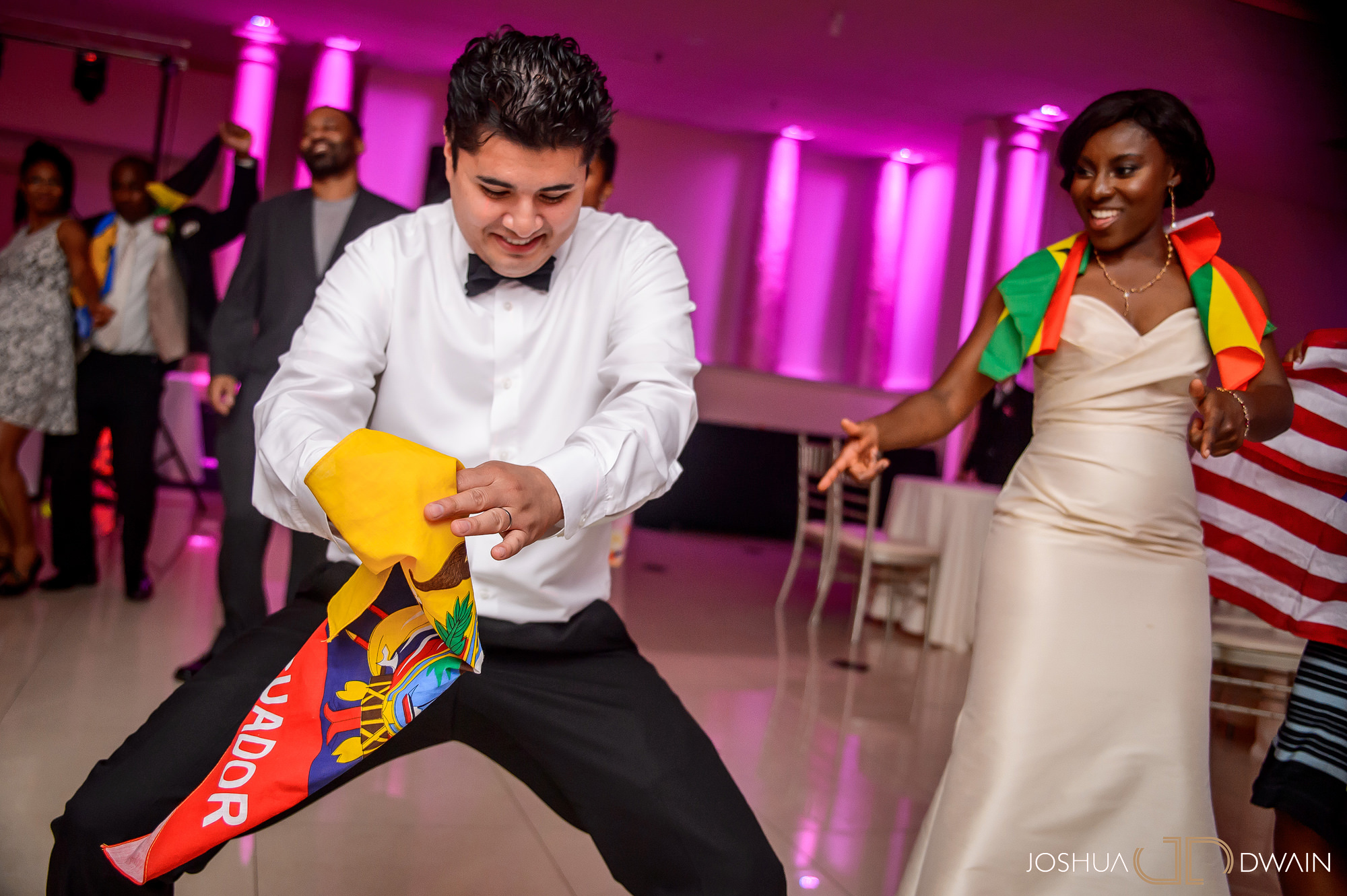 Alana & Vibist's Wedding at Greentree Country Club in New Rochelle, NY