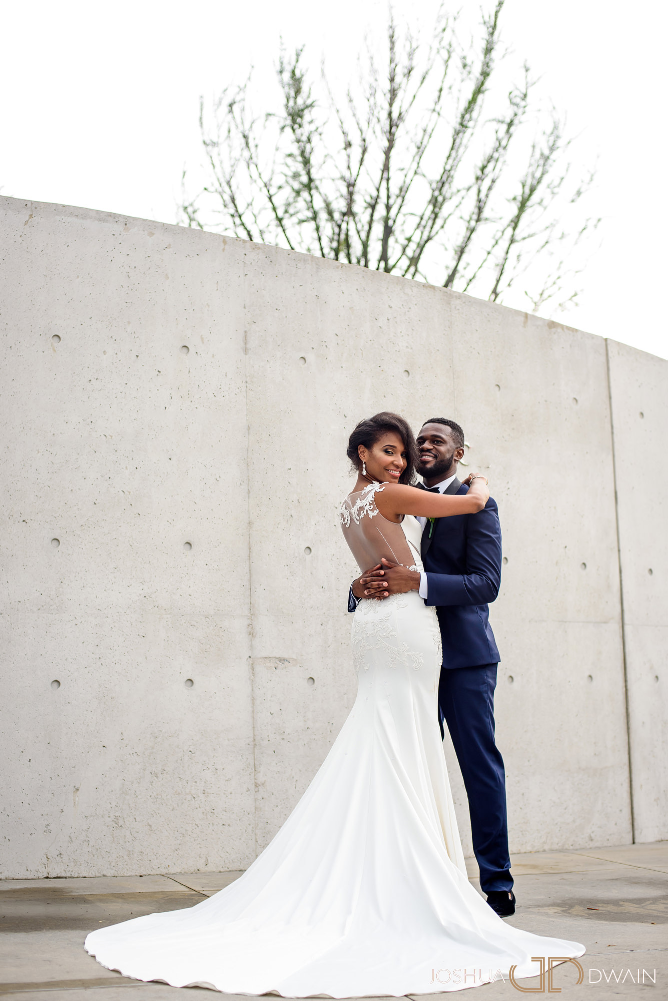 Alicia & Kola's Brooklyn Botanic Wedding