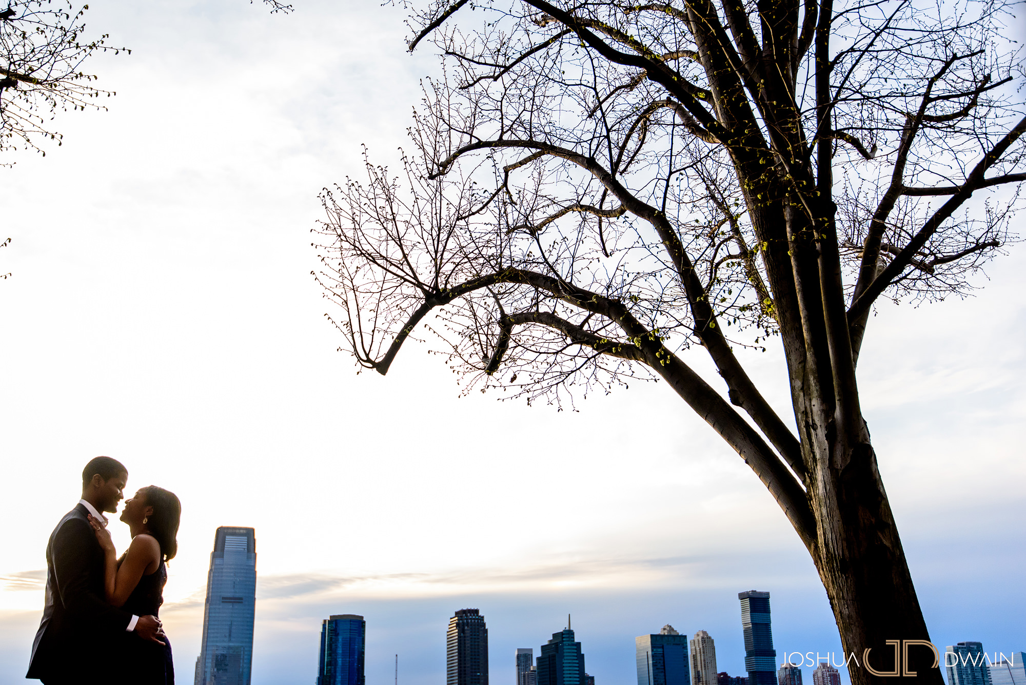 Chelsea & Ryan's Battery Park City Engagement Session