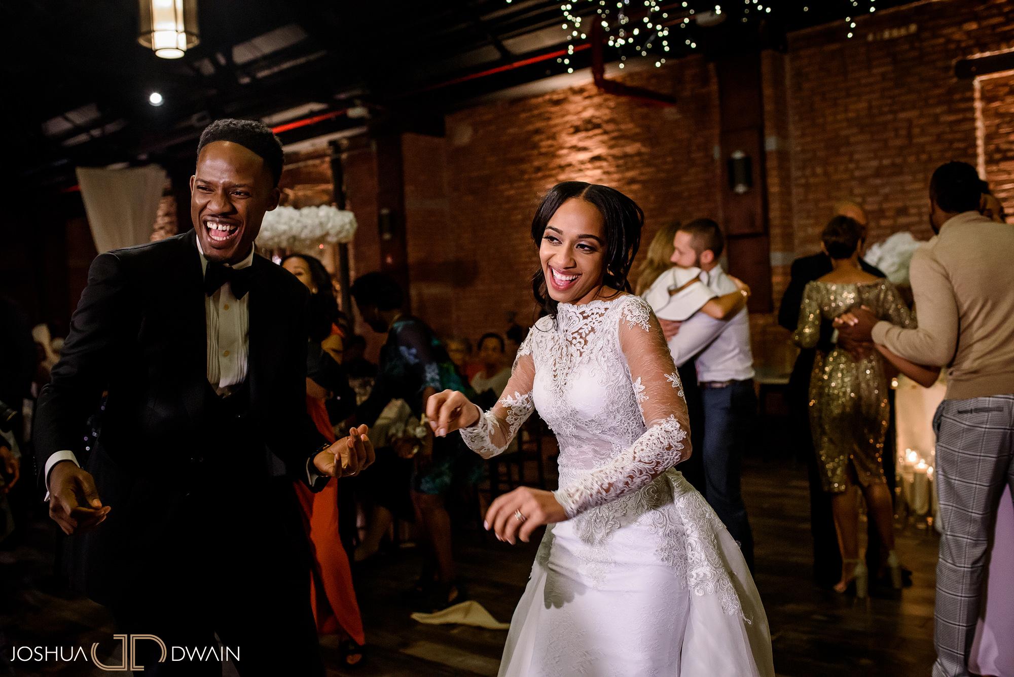 Samira & Abe's Brooklyn Wedding at 26 Bridge in Dumbo