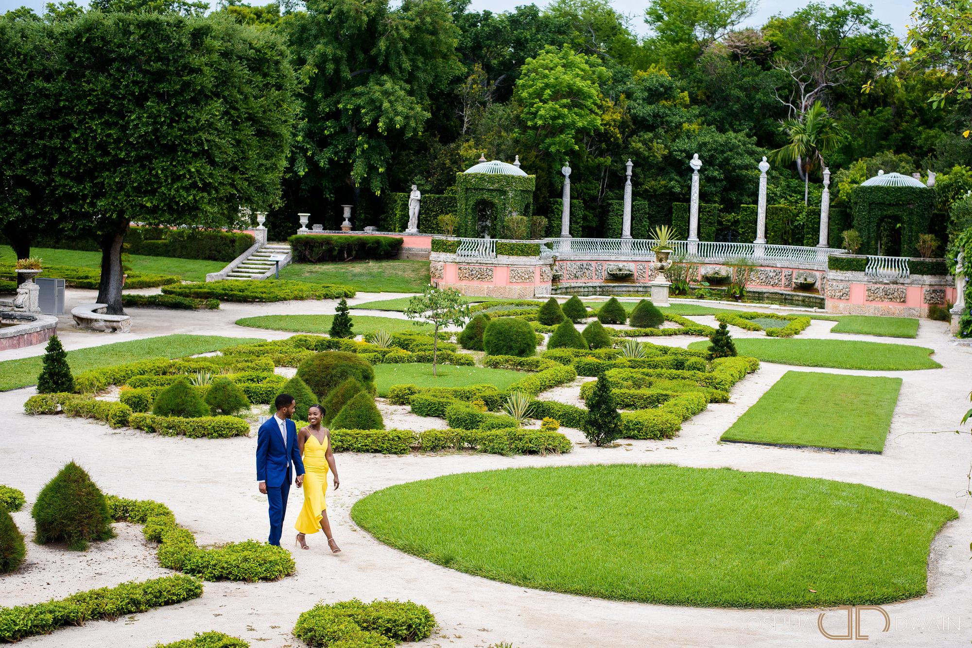 mahalia-jovaun-013-vizcaya-gardens-museum-engagement-wedding-photos-joshua-dwain